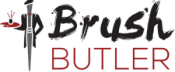 The Brush Butler Logo